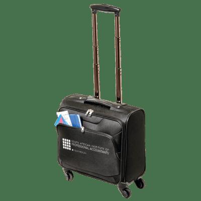 Document Bag on Wheels