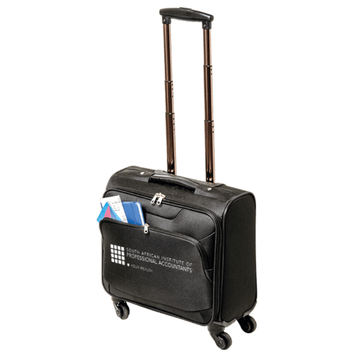 Document Bag on Wheels