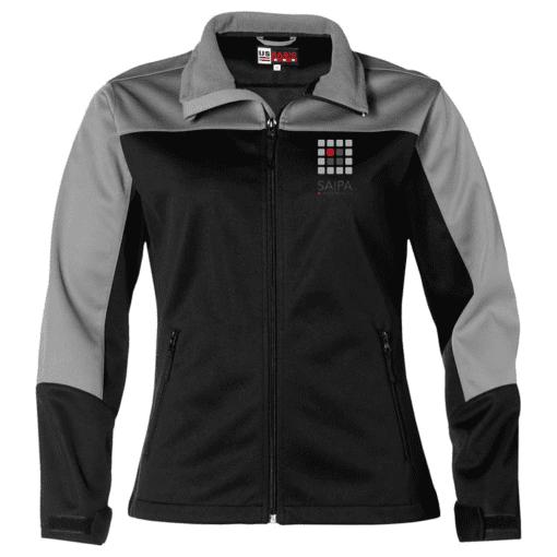 Jacket Ladies Black Grey