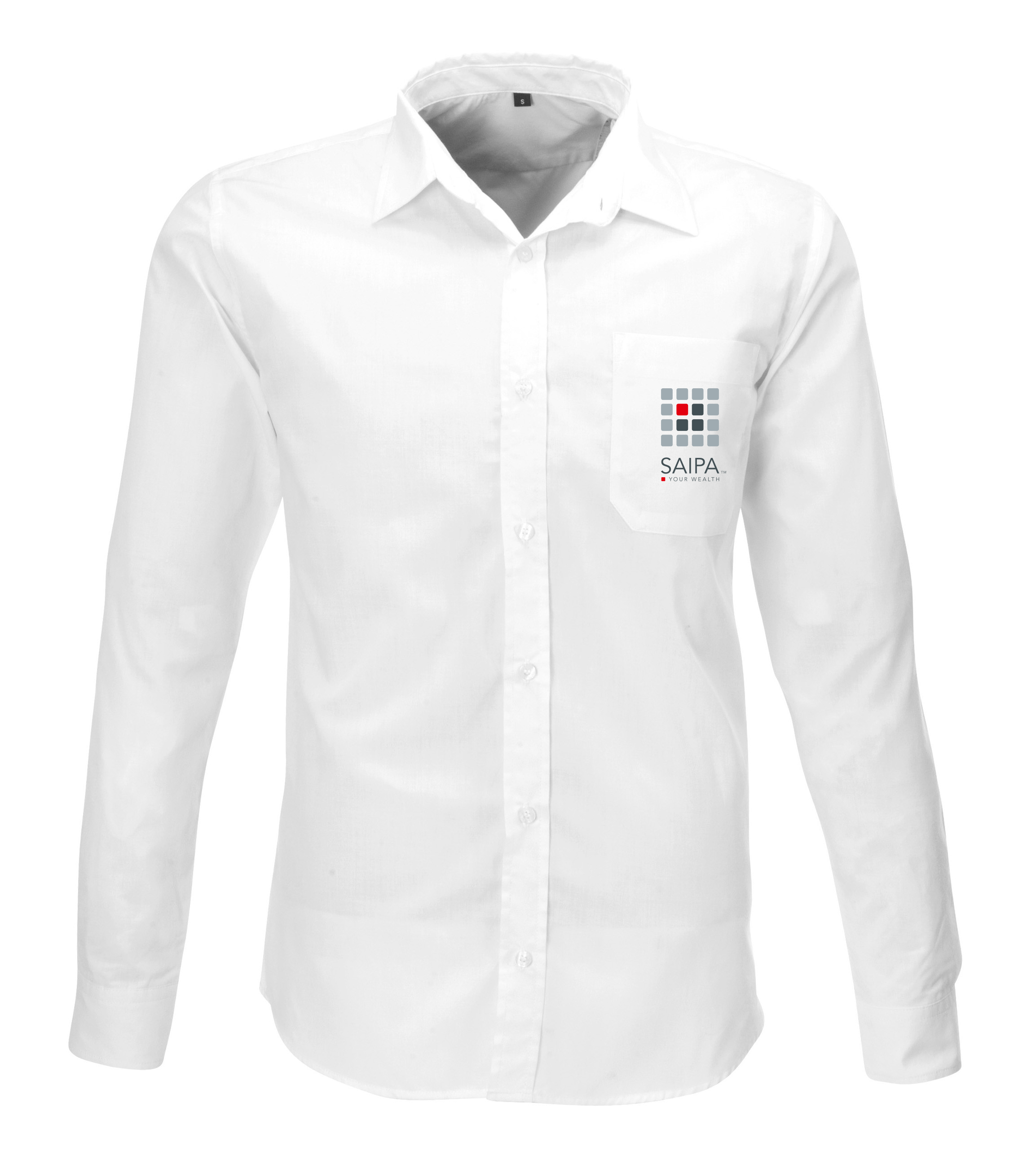 Long Sleeve White Shirt Mens Custom Shirt
