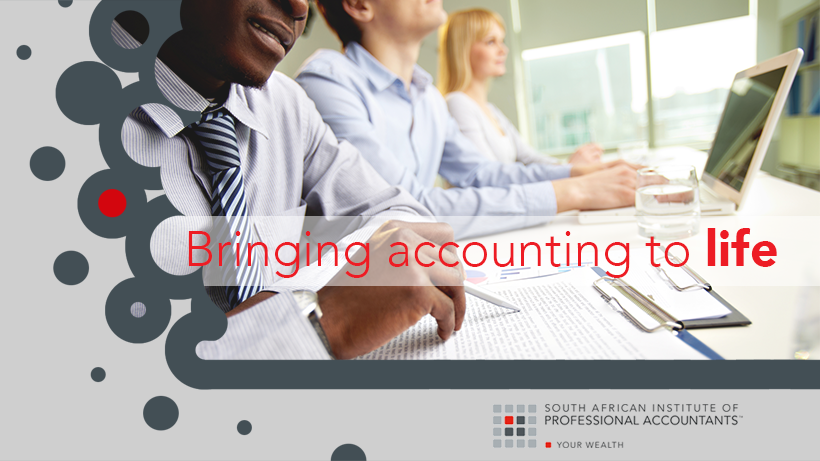 Bringing accounting to life