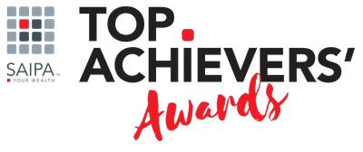 SAIPA Top Achievers Award