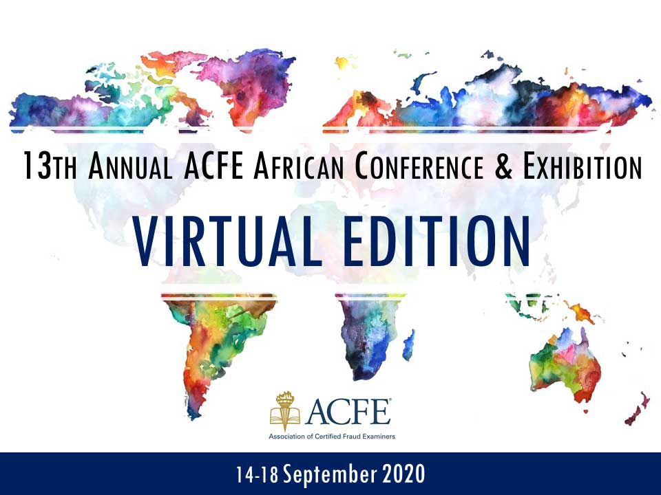 13th ACFE Africa Virtual Conference Programme
