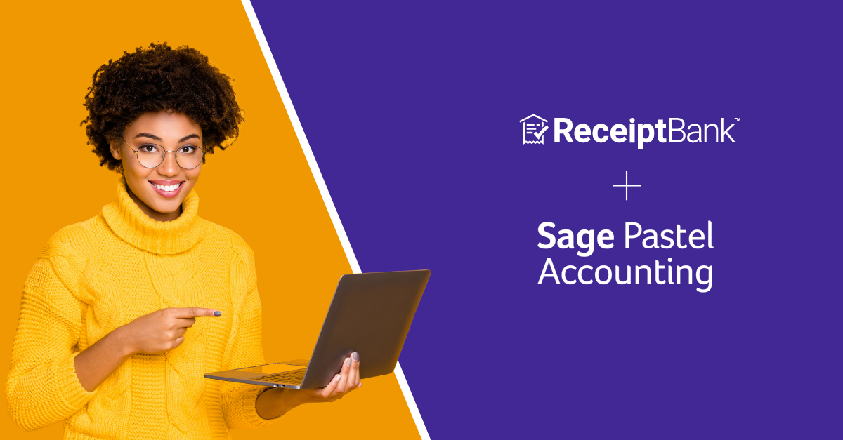 Learn how to use Receipt Bank with Sage Pastel