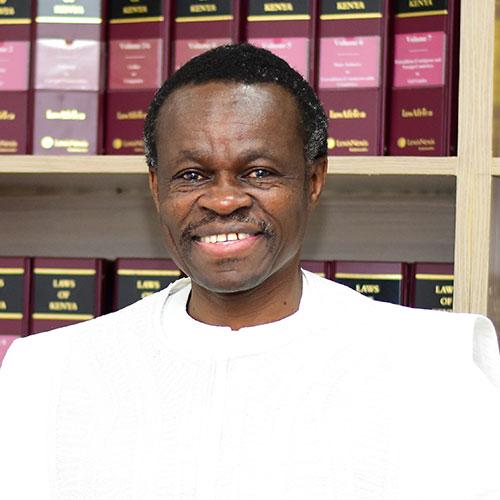 Prof Lumumba