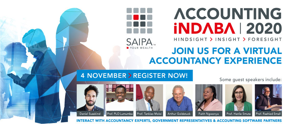 Accounting Indaba Save the date teaser